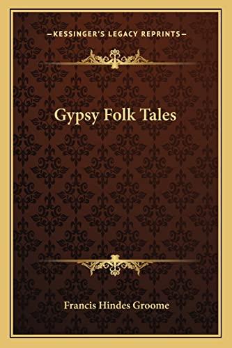 9781162633350: Gypsy Folk Tales