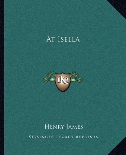 9781162653846: At Isella