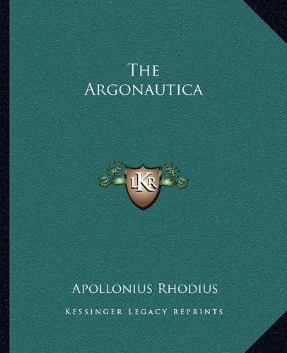 9781162688053: The Argonautica