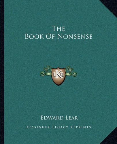 9781162689296: The Book of Nonsense