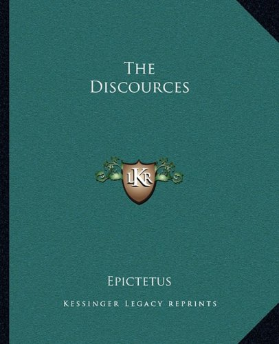 9781162692777: The Discources