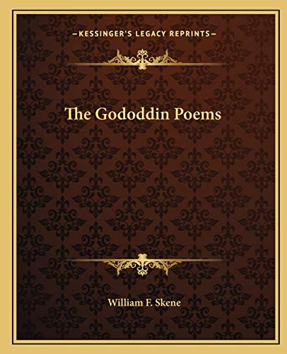 9781162695815: The Gododdin Poems