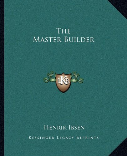 The Master Builder (1162701668) by Henrik Ibsen