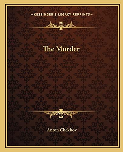 9781162702858: The Murder