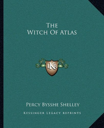 9781162712628: The Witch Of Atlas