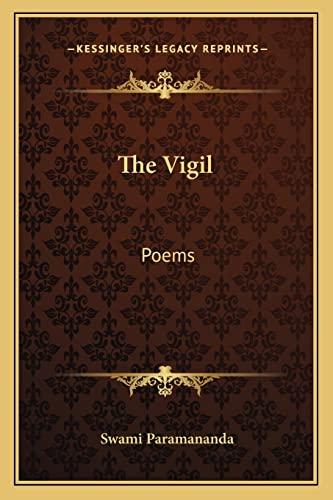 9781162753836: The Vigil: Poems