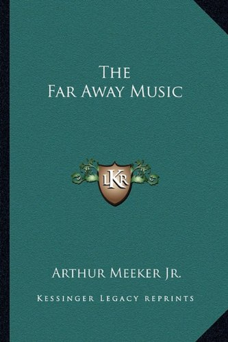 9781162787077: The Far Away Music