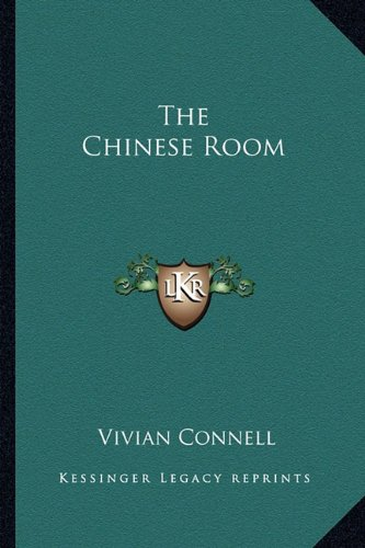 9781162787961: The Chinese Room