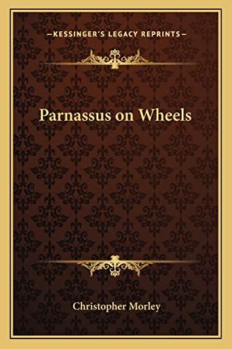 9781162798752: Parnassus on Wheels