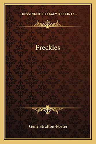 9781162800158: Freckles