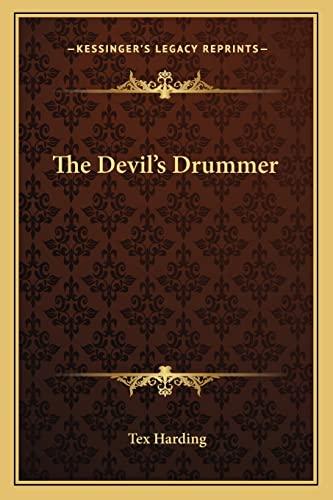 9781162801575: The Devil's Drummer