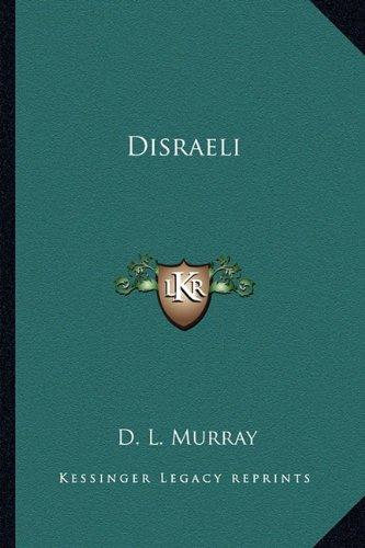 9781162802886: Disraeli