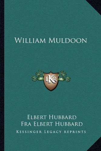 9781162816586: William Muldoon