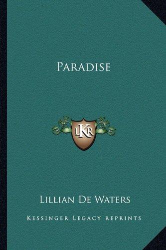 9781162841151: Paradise