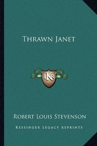 9781162845302: Thrawn Janet