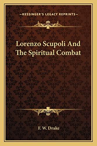 The Spiritual Combat Scupoli Ebook