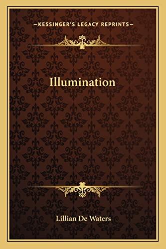 9781162854007: Illumination