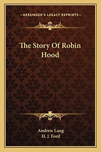 9781162879475: The Story Of Robin Hood