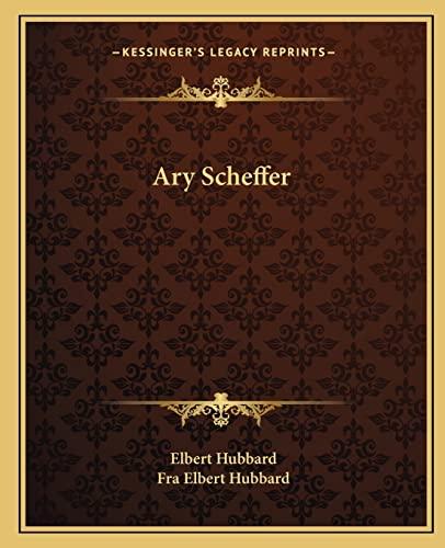9781162881096: Ary Scheffer