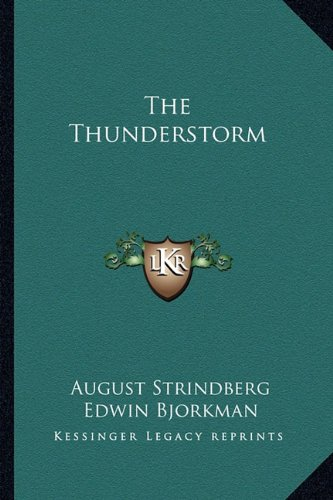 The Thunderstorm (1162895136) by Strindberg, August