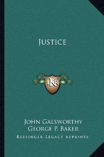 9781162907710: Justice