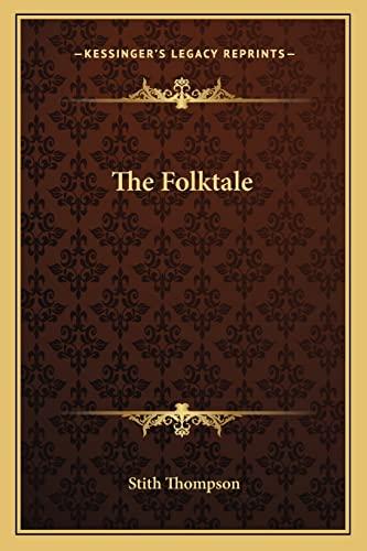 9781162917306: The Folktale
