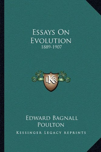 Examples Of English Essays  Essays On Evolution  Geography Help also Who Can Write My Assignment For Me  Essays On Evolution   Abebooks  Edward  Short English Essays