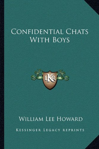 9781162973524: Confidential Chats With Boys