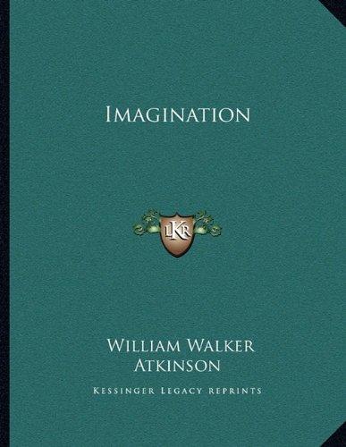 9781163001998: Imagination