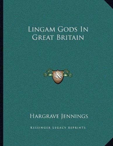 Lingam Gods In Great Britain