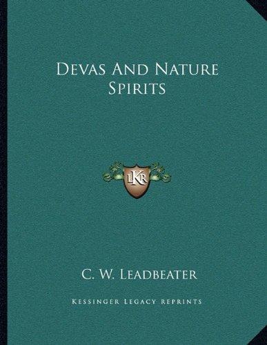 9781163038215: Devas And Nature Spirits