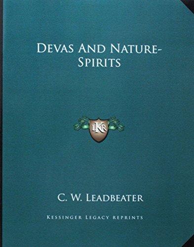 9781163038246: Devas And Nature-Spirits