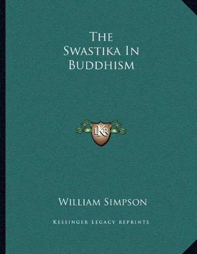 9781163056400: The Swastika In Buddhism