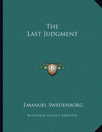 9781163058442: The Last Judgment