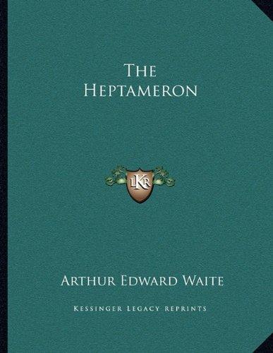 9781163064948: The Heptameron