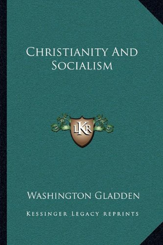 9781163092422: Christianity And Socialism