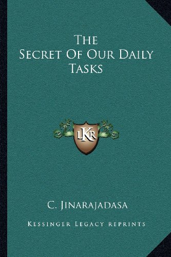 9781163145883: The Secret Of Our Daily Tasks