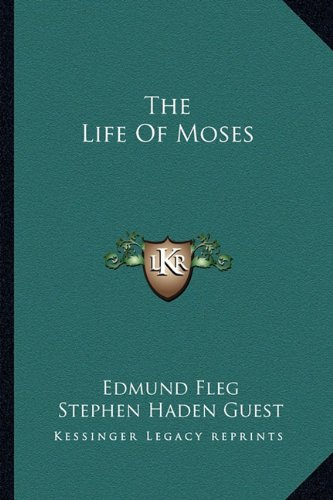 9781163148419: The Life Of Moses
