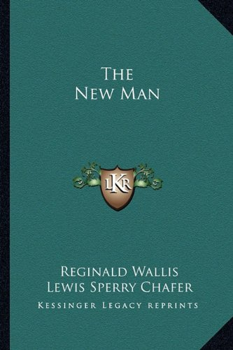 9781163168516: The New Man