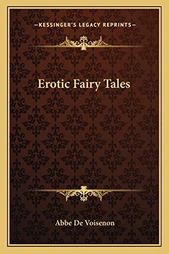 9781163183175: Erotic Fairy Tales