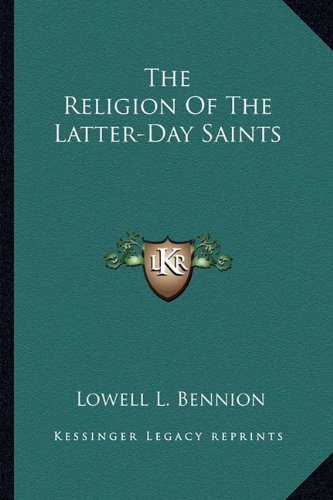 9781163193839: The Religion Of The Latter-Day Saints