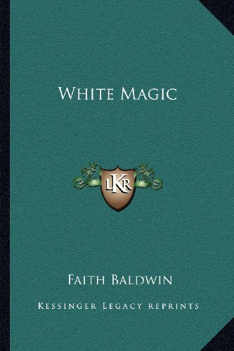 9781163195734: White Magic