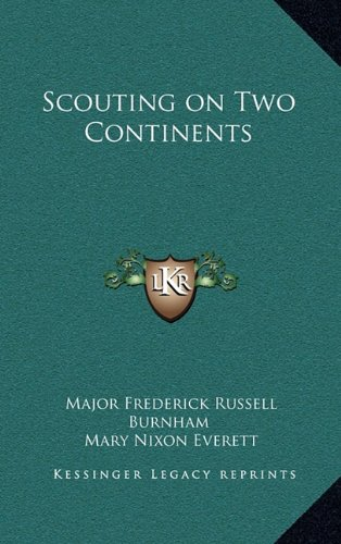 9781163199251: Scouting on Two Continents