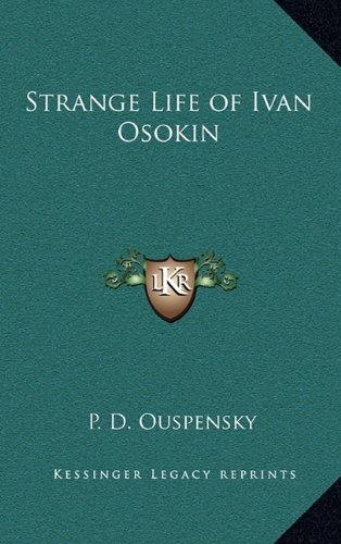 9781163199381: Strange Life of Ivan Osokin