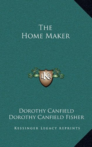 9781163200520: The Home Maker