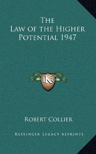 9781163201664: The Law of the Higher Potential 1947