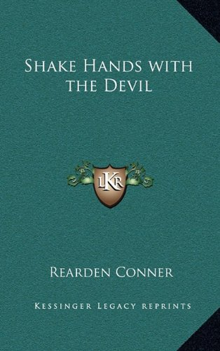 9781163205174: Shake Hands with the Devil