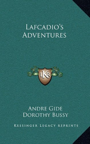 9781163205563: Lafcadio's Adventures