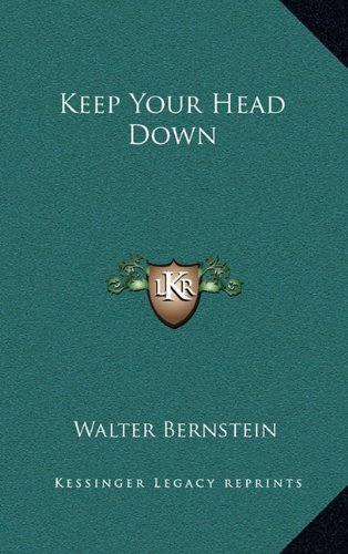 9781163208021: Keep Your Head Down
