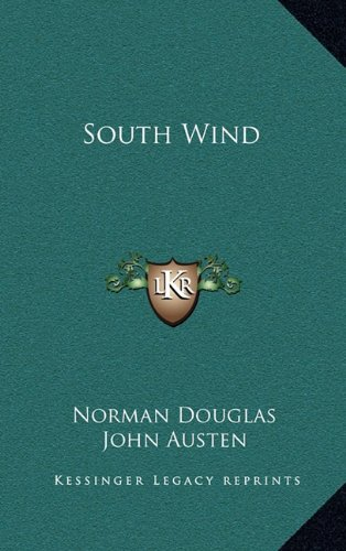 9781163217634: South Wind